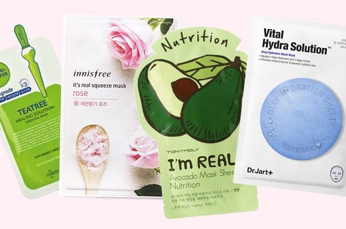 10 Best Korean Face Masks For Every Skin Type Women