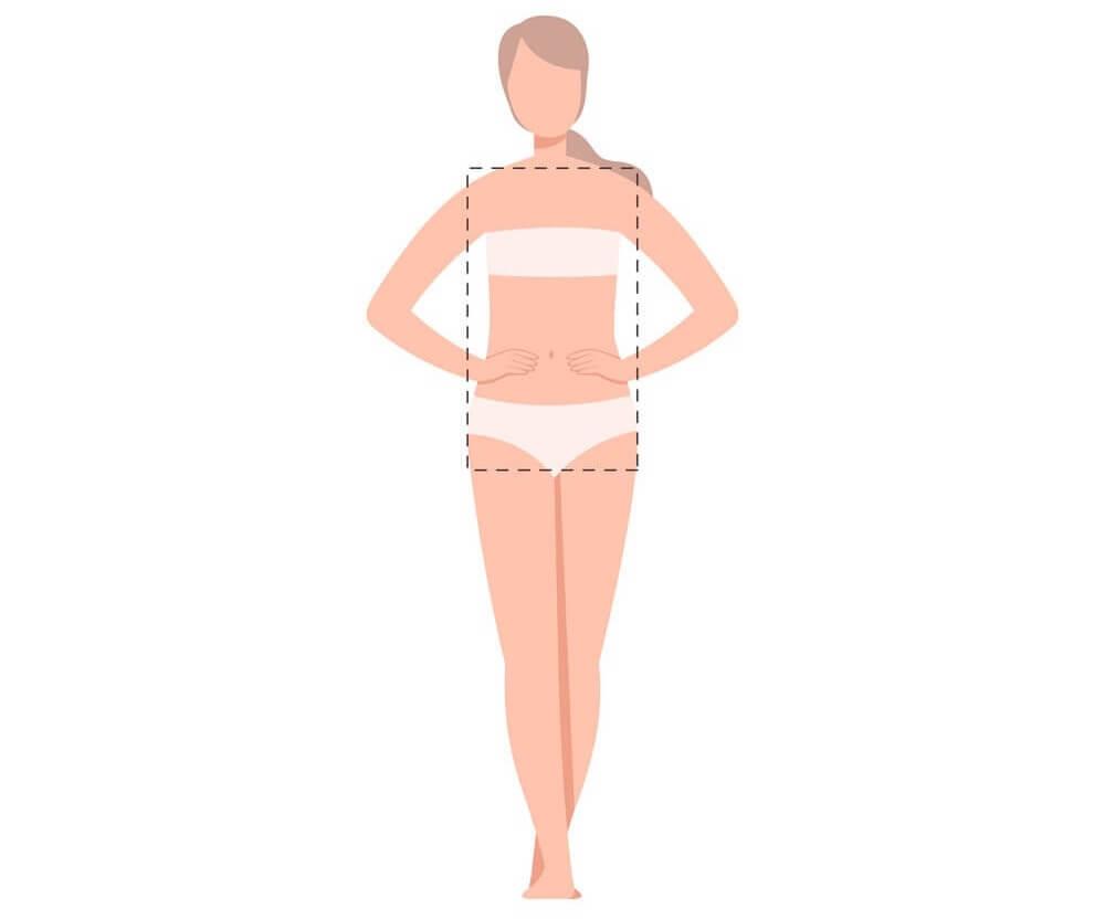 Lingerie For Rectangle Body Type