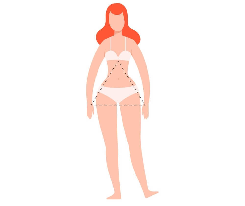 Lingerie For Triangle Body Type