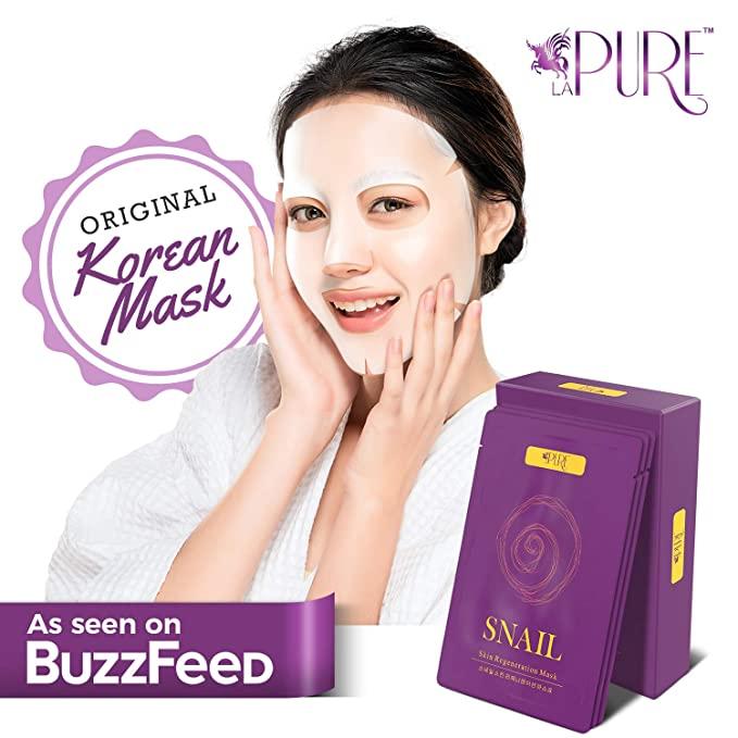 La Pure Korean Face Mask