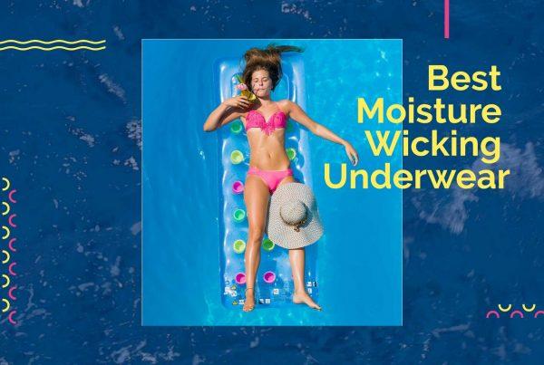 Moisture Wicking Underwear 2021